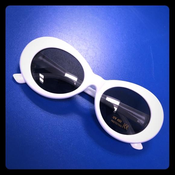 534991b0e01 Clout Goggles White. M 5bf43303534ef98f4c5fbb9e
